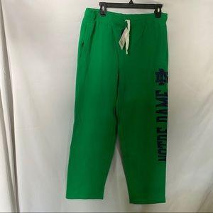Other - Men's Notre Dame Sweatpants NWT Large